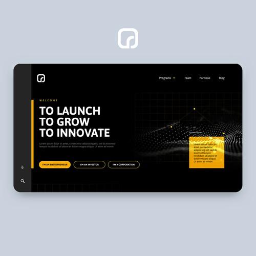 Business Development Services Website Design