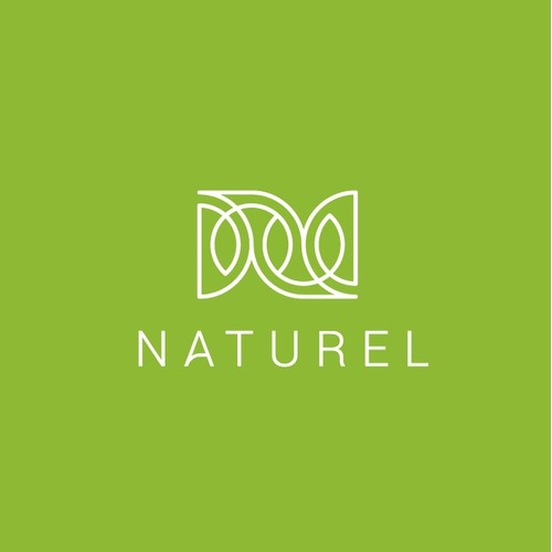 Logo for a beauty products line