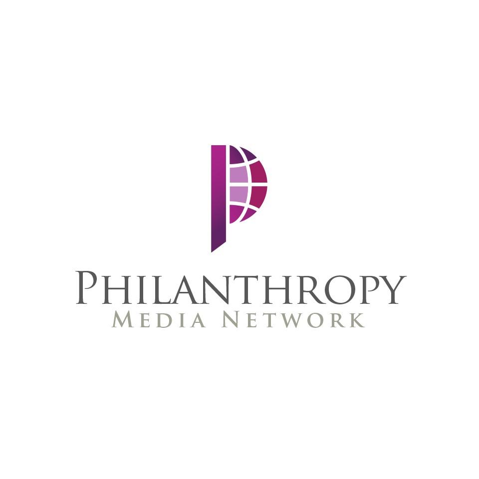 Philanthropy Media Network Logo Design!  Global Charity