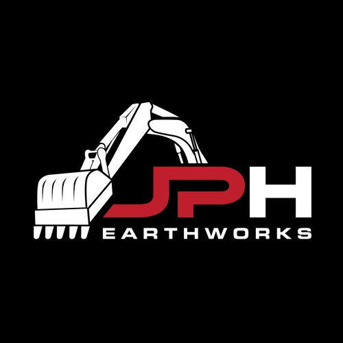 A standout logo for a growing Earthmoving Company