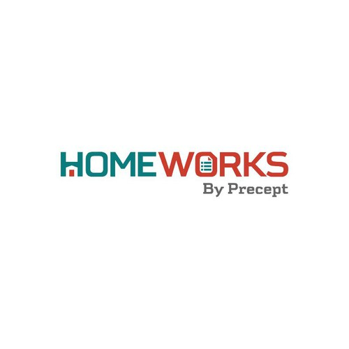 Homeworks By Precept contest for logo/bus card. Looking for fresh/modern ideas.