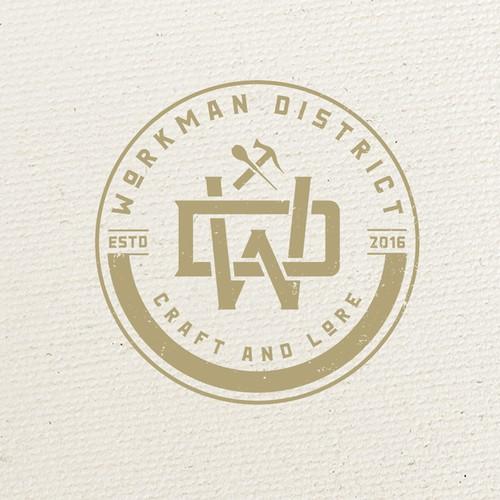 Logo design for denim company