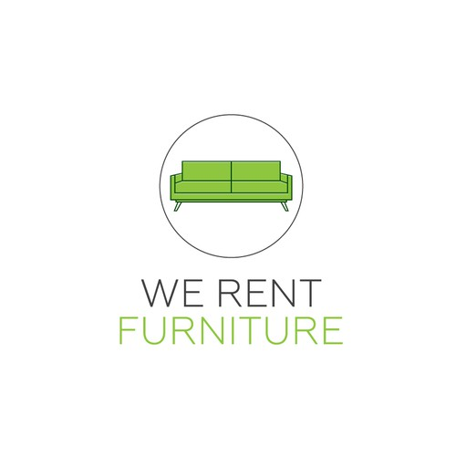 Clear and Simple design for Furniture Company