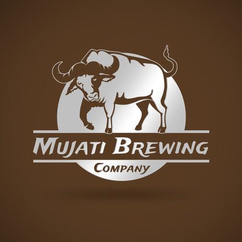 Mujati Brewing Logo and Website Design