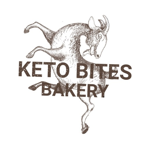 Bold logo concept for bakery