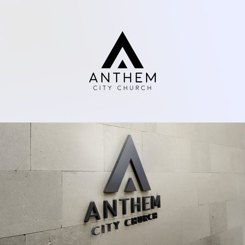 Simple Logo for a Church.