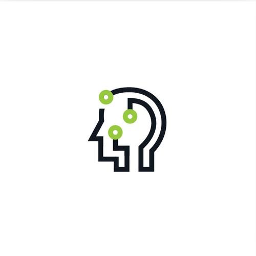 Artificial intelligence logomark