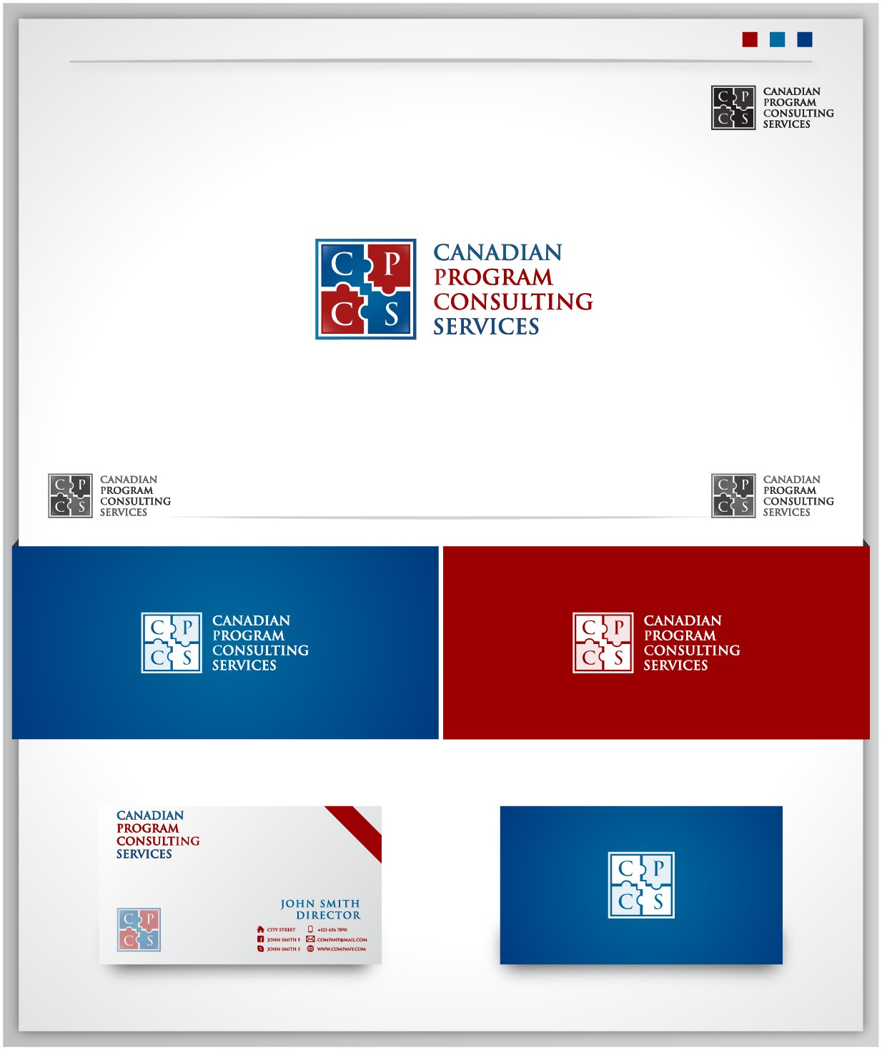 Canadian Program Consulting Services needs a new logo