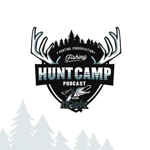 hunt camp logo