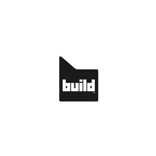 "Build logo for ""BUILD"""