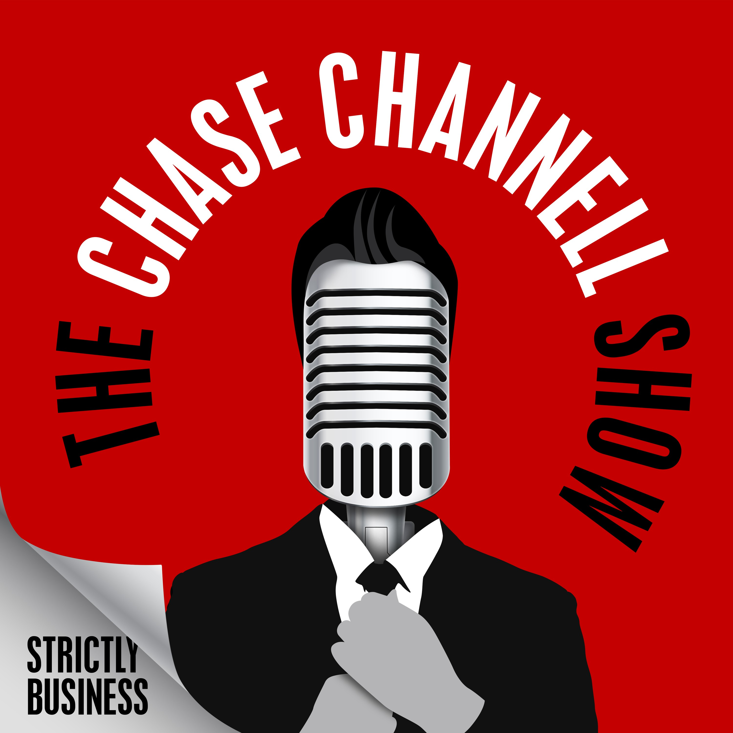 Help me create an eye catching podcast cover!