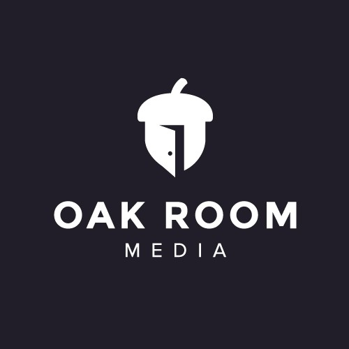 Catchy logo design for a media company