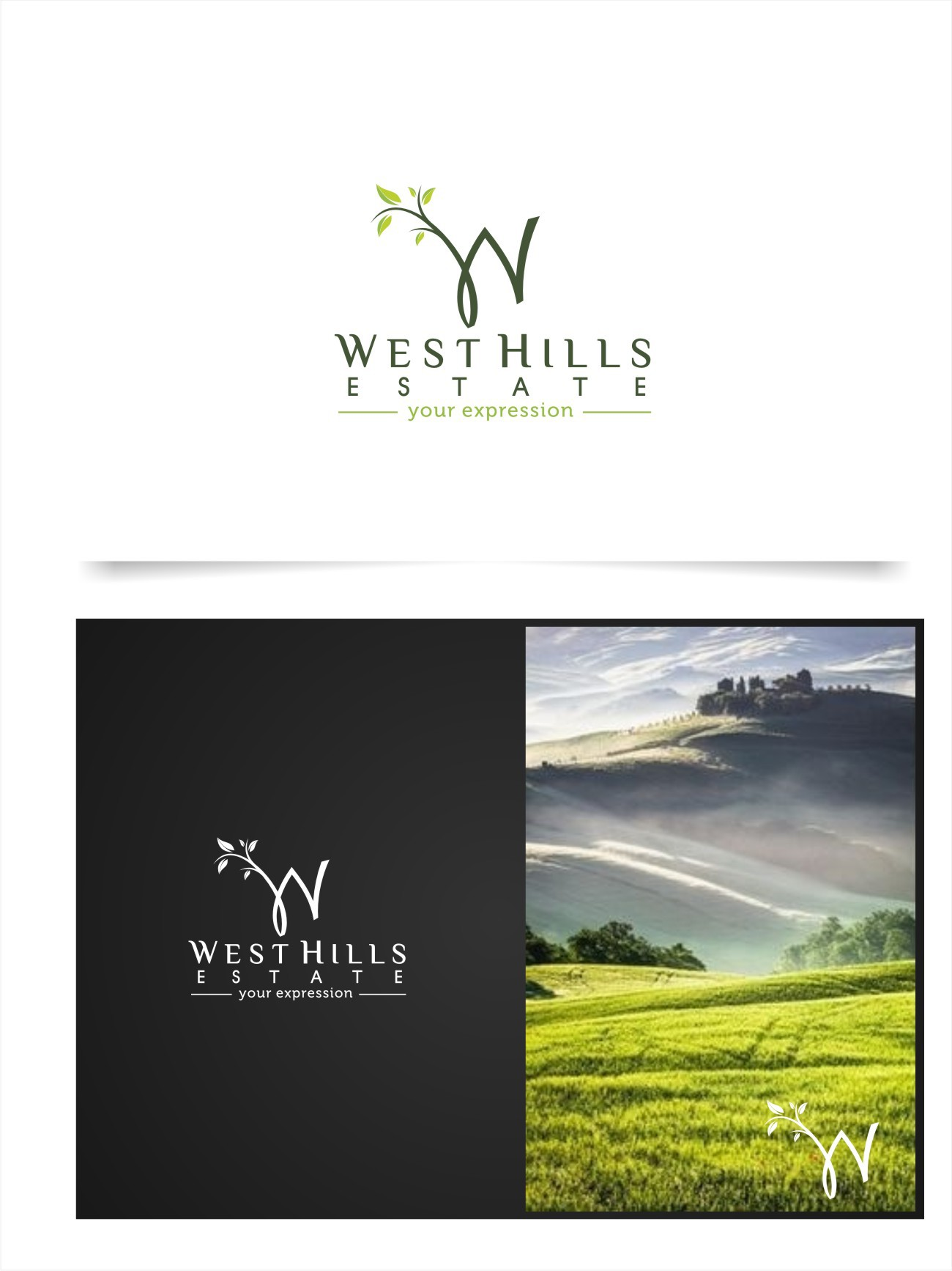 New logo wanted for West Creek Estate