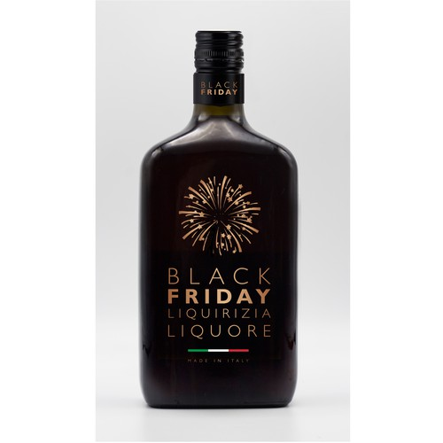 Black Friday Liquore Contest Winner
