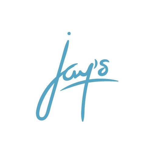 an exclusive handwriting logo for a coffee shop
