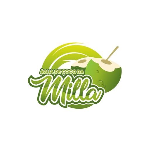 Milla water coconut