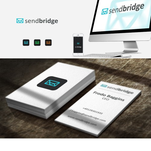 DESIGN - Witty logo for the new SendBridge.com