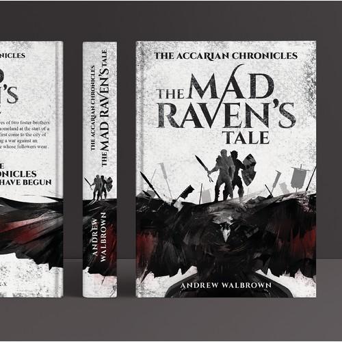 Epic Cover for Adventure Fantasy Book