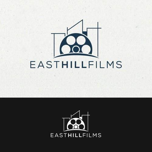 Media production company logo