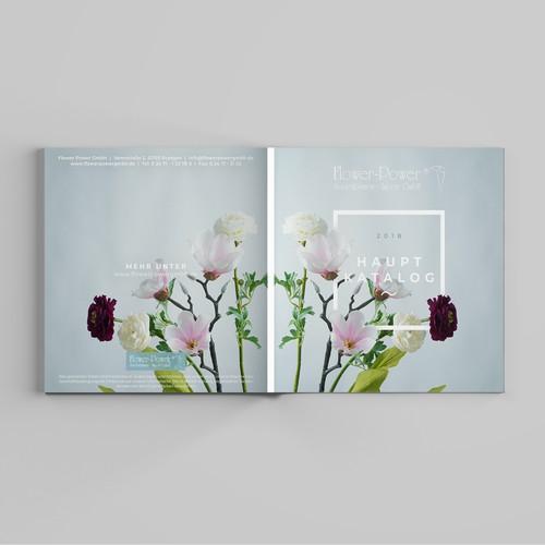 Cover for Flower Magazine