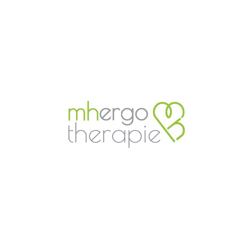 Logo concept for ergotherapie