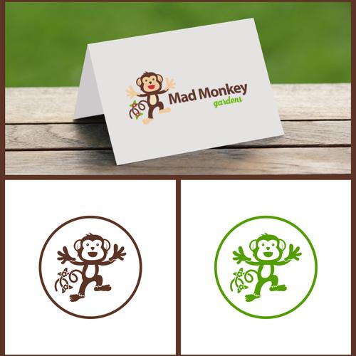 logo concept for landscaping