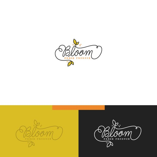 Bloom logo.