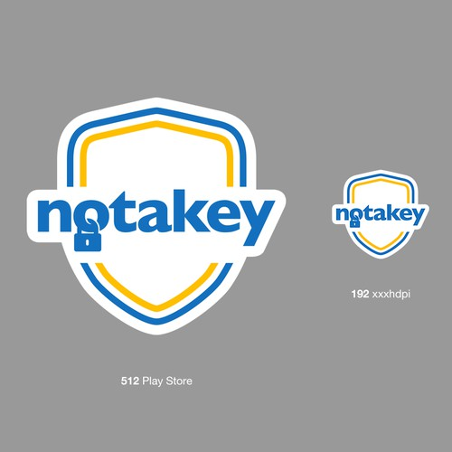 Notakey app icon