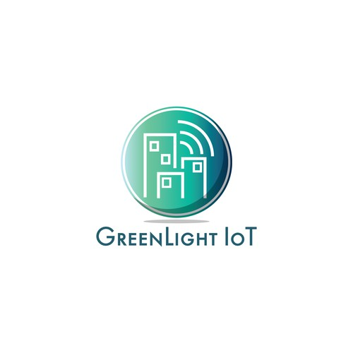 Internet of Things / Green Company logo