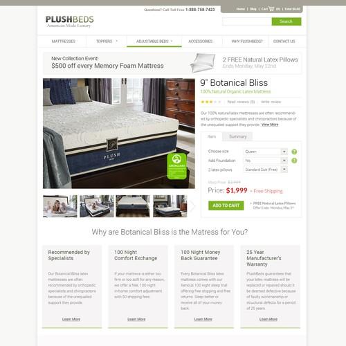 Luxury Home Furnishings Site