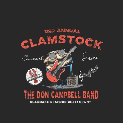 Clamstock Design Entry