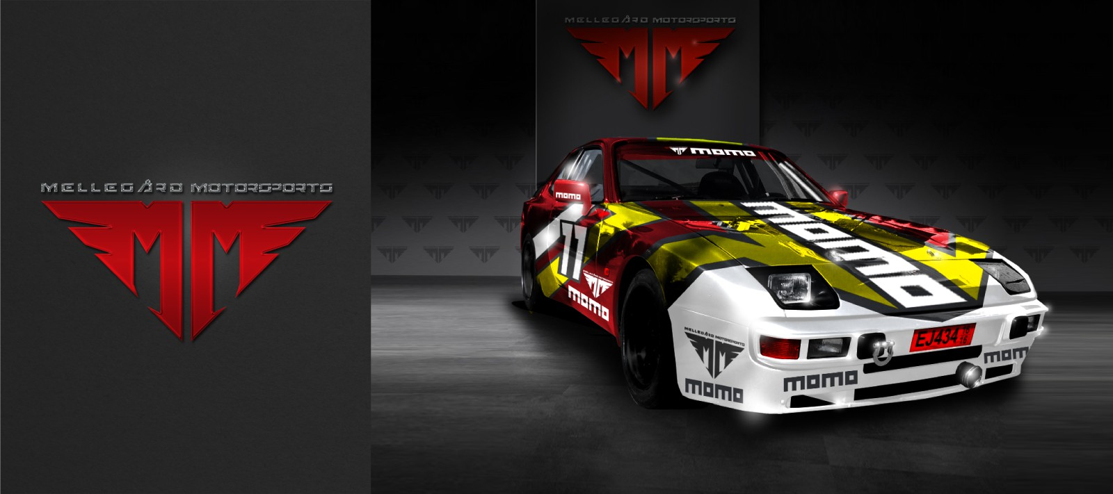 New design wanted for Mellegard Motorsport