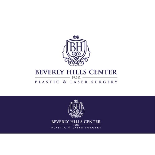 Looking for a mature, classy yet sexy logo to represent a Beverly Hills facial plastic surgeon