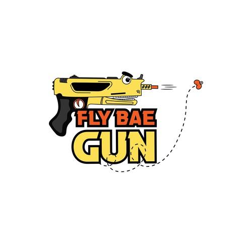 fly bae gun