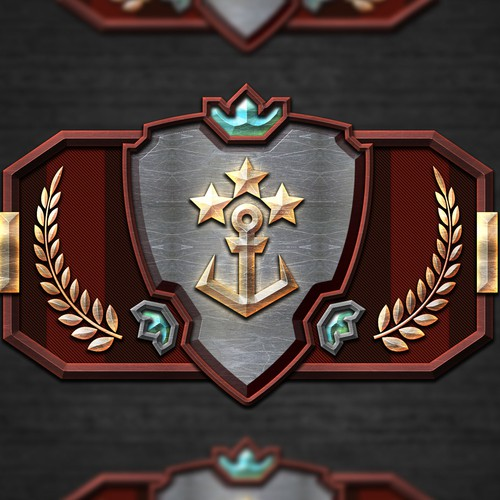 Level ranking pictures for gaming organization