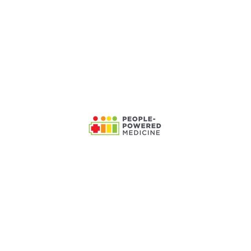 Logo Design for People-Powered Medicine