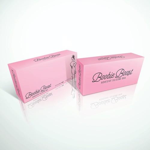Boobie Boost Packaging