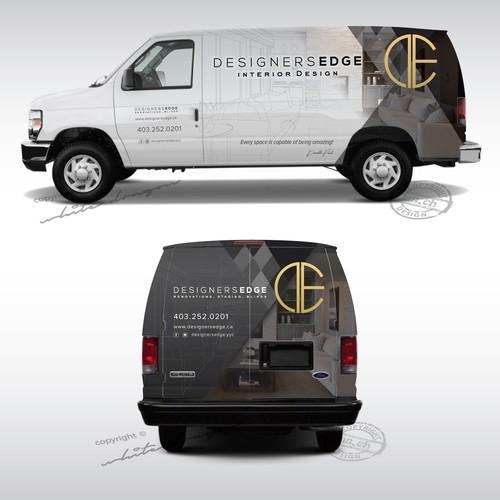 Cool Van Wrap for DesignerEdge