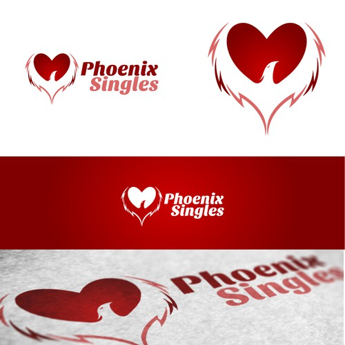 Create the next logo for Phoenix Singles