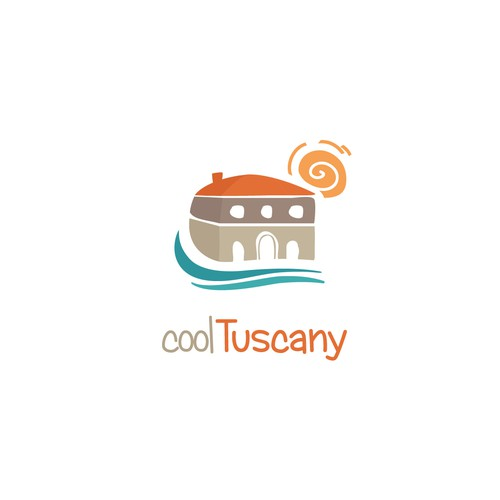 Logo For Tuscany Holiday's Website