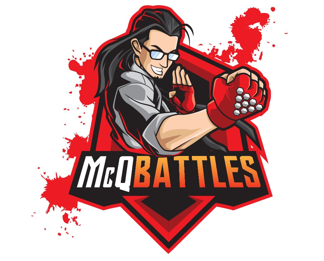 Designs for Fighting Game YT Channel that teaches Real Life Applications