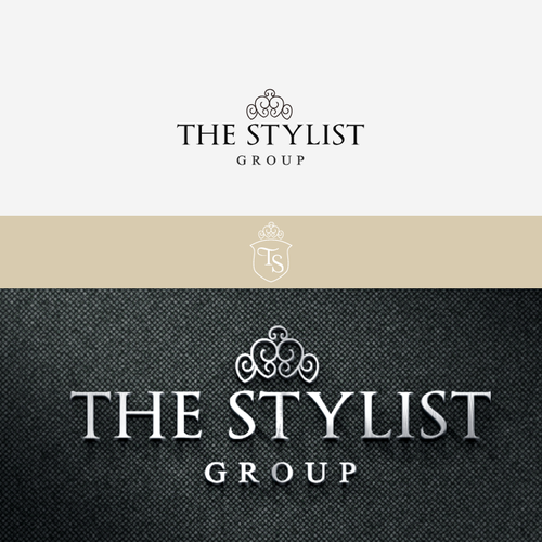 "Create a capturing, high end logo & pictorial mark 4 a personal styling company, ""The Stylist Group"""