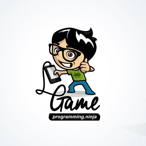 Game Programming Logo