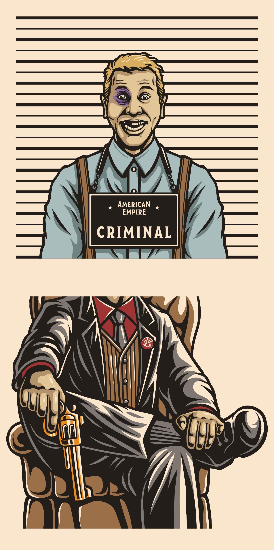 Criminal Image Retouch