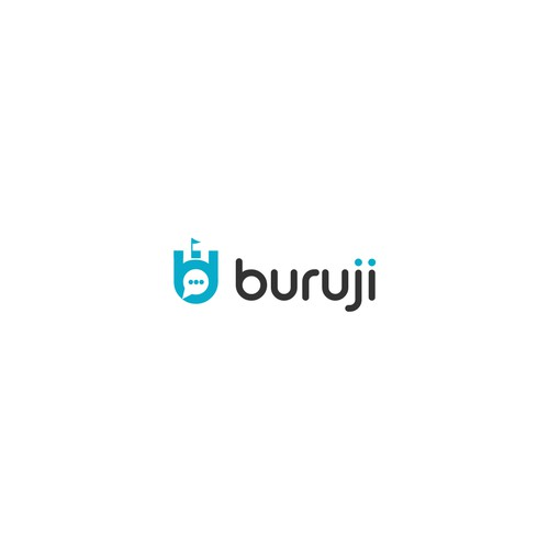 Logo concept for Buruji