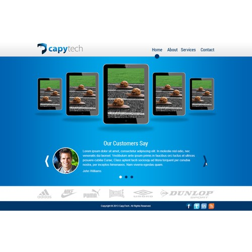 we need a website design that will grab peoples attention