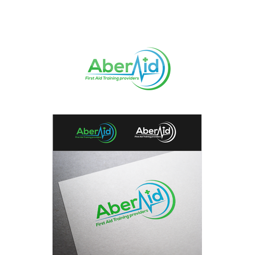 Logo For Aber Aid