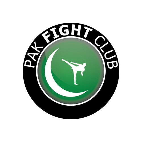 logo for Pak Fight Club - need by 4/21