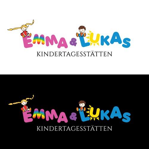 Logo for kindergarden