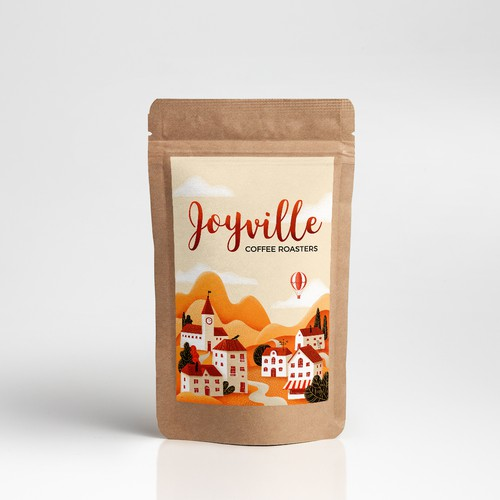 Cofee packaging